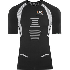 X-Bionic Running The Trick OW SS Shirt Men Black/White
